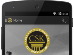 CSK Legal App 1.3 Screenshot