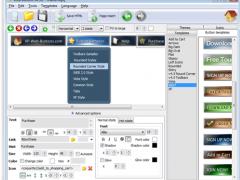 CSS Menu Bar 1.0 Screenshot