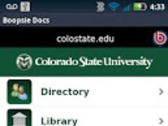 CSU Mobile 4.5.87 Screenshot