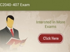 CT C2040-407 IBM Exam 1.0 Screenshot