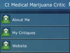 Ct Medical Marijuana Critic 1.0 Screenshot