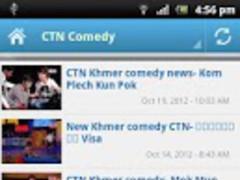 CTN Khmer Comedy 1.0 Screenshot