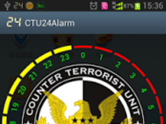 CTU 24 Alarm (Free)  Screenshot