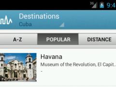 Cuba Travel Guide by Triposo 4.4.1 Screenshot