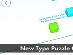 Cube -Physic Puzzle- 1.0 Screenshot