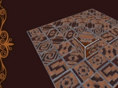 Cube Roll Free - Dynamic Games 1.0 Screenshot