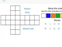 CubeIt - Timer & Solver 1.1 Screenshot
