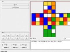 CubeSolver 0.1 Screenshot