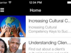 Cultural Competency for Behavioral Health Services 1.0 Screenshot