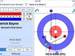 Curl Coach - Coach Beyond Statistics 3.1.3 Screenshot