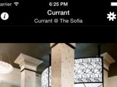 Currant American Brasserie: San Diego, CA 3.20.5 Screenshot