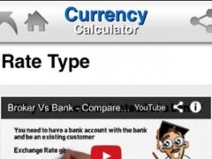Currency Cal 1.3 Screenshot