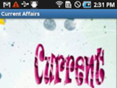 Current Affairs 2013 2.0 Screenshot