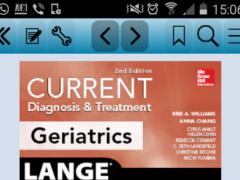 Current DT: Geriatrics 2e 2.3.1 Screenshot