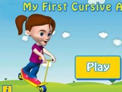 Cursive Upper Case - Autism 1.0.8 Screenshot