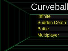 Curveball: 3D Pong 4.4 Screenshot