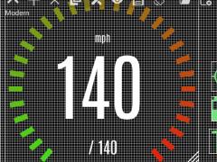 Custom HUD Speedometer Pro 1.06 Screenshot
