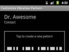 Custom Vibrates 0.2.0 Screenshot