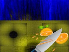Cut the Oranges -Rotate Knife 1.0.9 Screenshot