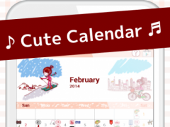 Cute Calendar 1.6.71 Screenshot