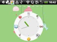 Cute Clock 1.0 Screenshot