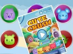 Cute Crush : Teddy Heroes 1.0 Screenshot