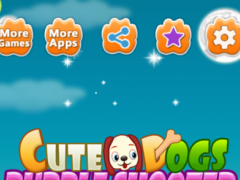 Cute Dogs Bubble Shooter 1.0.5 Screenshot