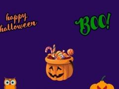 Cute Halloween Stickers 1.0 Screenshot