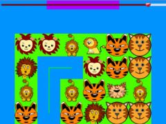 Cute Lions And Tigers Game 1.0 Screenshot