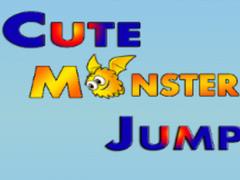 Cute Monster Jump 1.0 Screenshot