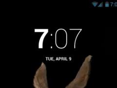 Cute Rabbit Jump Live Wallpape 2.0 Screenshot