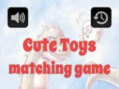 Cute Toys Matching Game 1.1 Screenshot