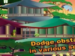 Cute Turtles Rooftop Run - Top Free Turtle Racing Game 1.1 Screenshot