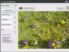 CuteCanonCapture 1.1.0 Screenshot