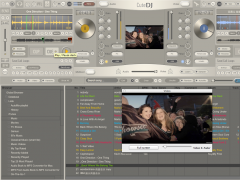 CuteDJ for Mac 4.3.5 Screenshot