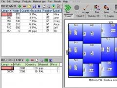 Cutting Optimization pro 5.9.9.3 Screenshot