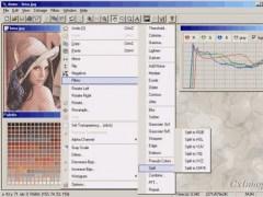 CxImage 7.02 Screenshot