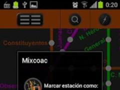 Cyber Metro DF 1.1 Screenshot