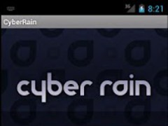 Cyber-Rain Cloud 1.1 Screenshot