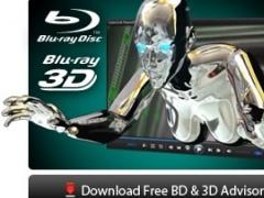 CyberLink BD & 3D Advisor 3928 Screenshot