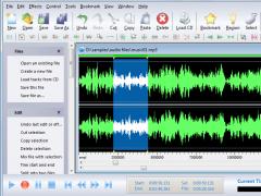CyberPower Audio Editing Lab 9.7.3 Screenshot