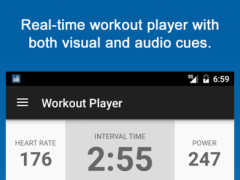 Cycling Workout Interval Cues 1.2 Screenshot
