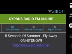 CYPRUS RADIO FM ONLINE 1.0 Screenshot