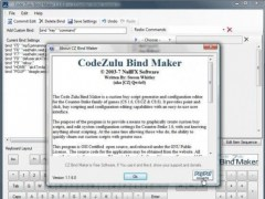 CZ Bind Maker 1.1.7 Screenshot