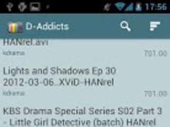 D-Addicts Browser  Screenshot