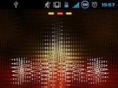 D III GO Theme Free for launch 1.0 Screenshot