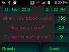 D.O.T. Beta (Insulin Calc) 1.2.1 Screenshot