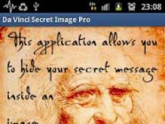 Da Vinci Secret Image Pro 2.1.0 Screenshot