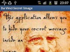 Da Vinci Secret Image 2.1.1 Screenshot