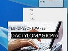 DactyloMagicPro 2018 Screenshot